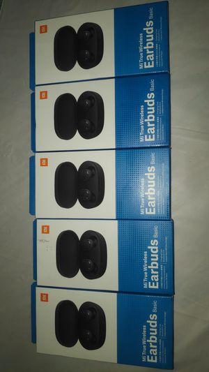 Audífonos Xiaomi Earbuds Bluetooth 5.0 for Sale in Orlando, FL