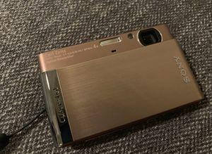 Sony cyber shot camera DSC-T90 for Sale in Chantilly, VA