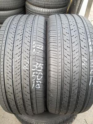 235/50-18 #2 tires for Sale in Alexandria, VA