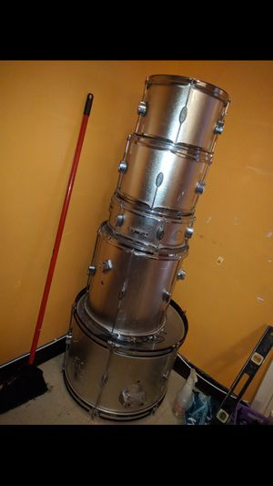 Used drum set for Sale in Jersey City, NJ