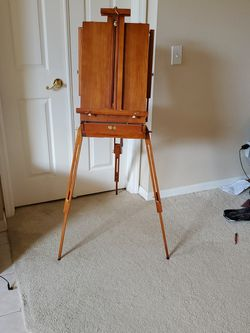 French Painters Portable Easel Art for Sale in Brandon,  FL