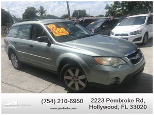 2009 Subaru Outback for Sale in Hollywood, FL