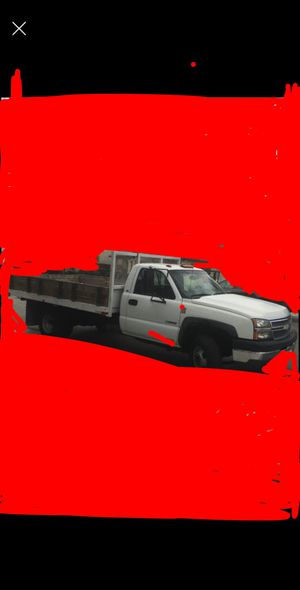 Chevy Silverado 3500 dually for parts only for Sale in San Diego, CA