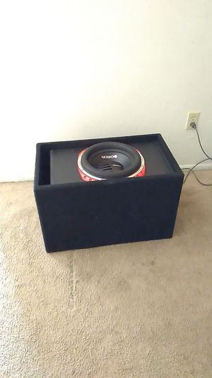 Orion 8CCA Competition Subwoofer for Sale in Phoenix, AZ