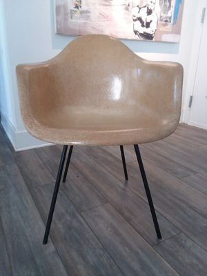 Eames shell chair original vintage for Sale in West Palm Beach, FL