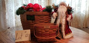 Longaberger Baskets for Sale in Trout Valley, IL