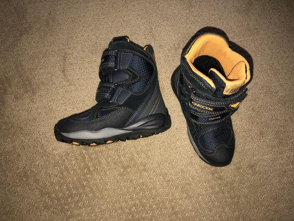 Geox snow boots(little kid)