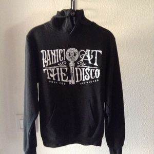 Hoodie,sweatshirt,panic at the disco,concert hoodie,size-Xs. for Sale in Fontana, CA