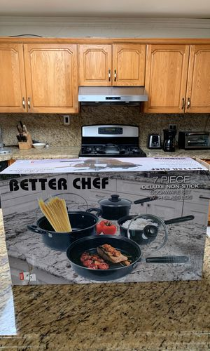 Better Chef Cooking pans for Sale in San Diego, CA