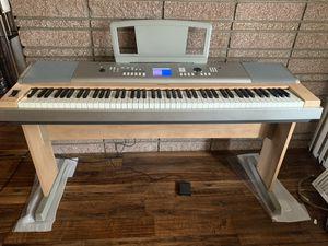 Yamaha Keyboard YPG-625 for Sale in Fontana, CA