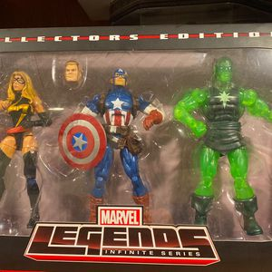 Marvel Legends 3-pack Exclusive for Sale in Anaheim, CA