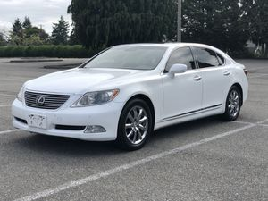 2007 Lexus LS 460L for Sale in Tacoma, WA