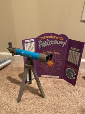 American girl astronomy telescope for Sale in OH, US