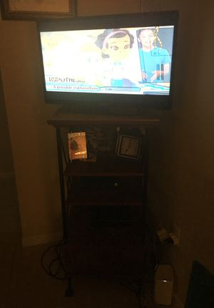 Shelf. Corner Shelf. Tv shelf. Has bottom drawer as well. In excellent condition. for Sale in Fort Lauderdale, FL
