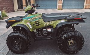$500 🍁Clean title🍁 1998 Polaris Sportsman excellent condition🍁 for Sale in Washington, DC