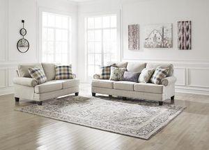 ‼️Meggett Linen Living Room Set‼️ for Sale in Austin, TX