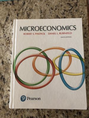 MicroEconomics Masters Book for sale for Sale in Brownsville, TX