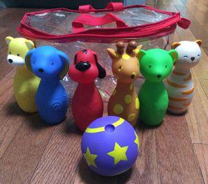 Melissa and Doug Bowling Friends kids Play Set Toy for Sale in Las Vegas, NV