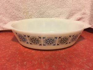 Vintage JAJ Oval Casserole Dish, Made in England, Pyrex for Sale in Phoenix, AZ