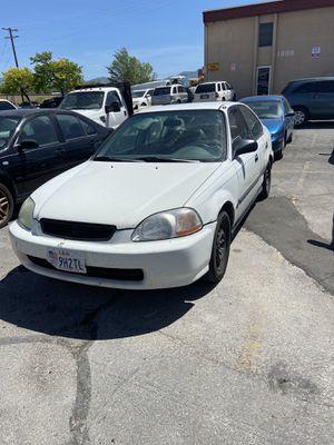 Honda civic 1998 for Sale in Salt Lake City, UT