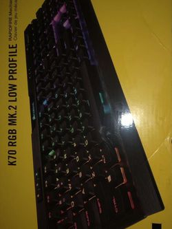 Corsair Keyboard for Sale in Santa Ana,  CA