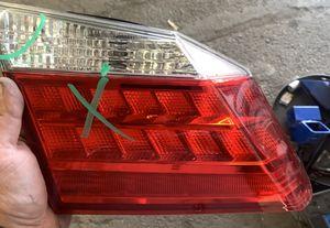 2014 Honda Accord Inner Tail Light Left Side for Sale in Santa Ana, CA