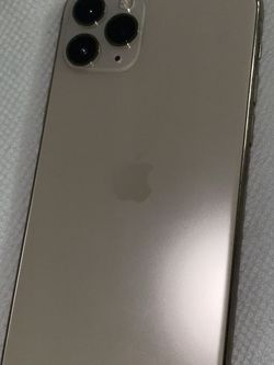 Gold IPhone 11 Pro, Factory unlocked for Sale in Huntington Beach,  CA