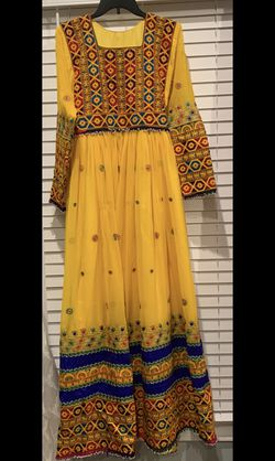Multi colored Afghan Dress for Sale in Gainesville,  VA