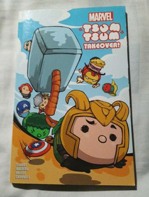 Marvel Tsum Tsum Takeover! by Jacob Chabot for Sale in Newport News, VA