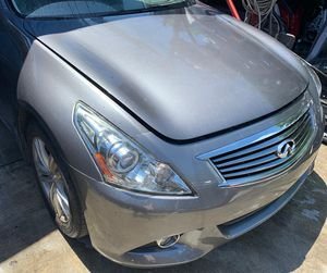 2007 2008 2009 2010 2011 2012 2013 2014 2015 INFINITI G37 G35 Q40 SEDAN PARTS AVAILABLE FOR SALE! for Sale in Fort Lauderdale, FL