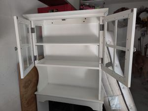 Cabinet for behind the toilet for Sale in Tampa, FL