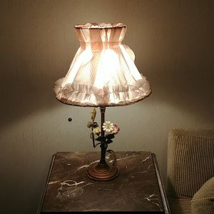 Leviton Antique Metal Accent Lamp for Sale in East Gull Lake, MN