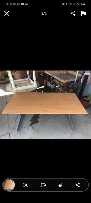 Ikea Desk Good Condition for Sale in Ontario, CA
