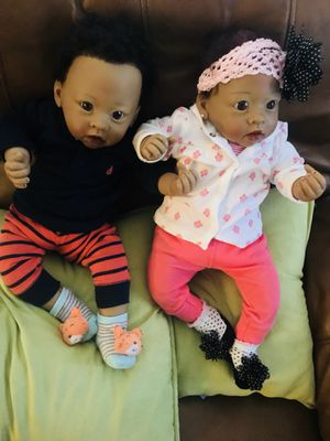 Linda Murray reborn dolls. for Sale in Fort Washington, MD