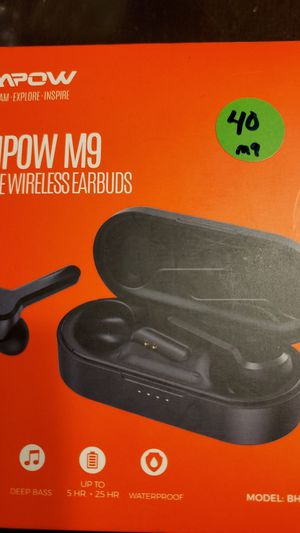 Mpow m9 for Sale in North Las Vegas, NV