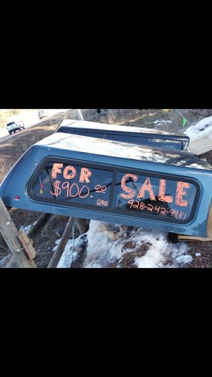Leer Truck Top for Sale in Lakeside, AZ