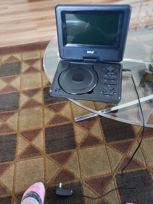 Portable DVD with Remote for Sale in Trenton, NJ