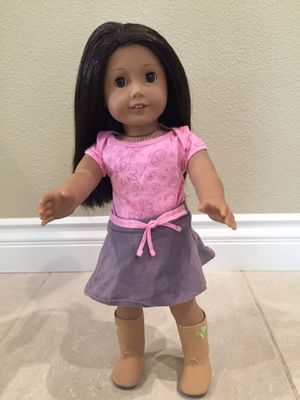 American Girl Truly Me #42 Doll Brown Hair/Brown Eyes for Sale in Moapa, NV