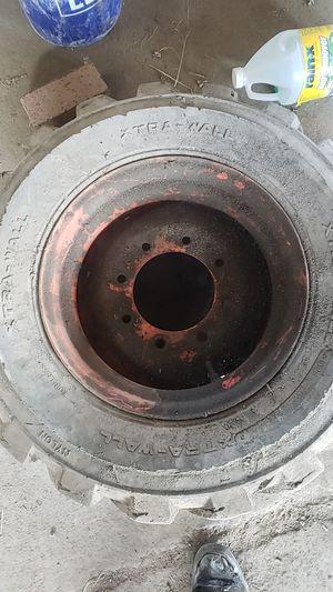 Bobcat tire for Sale in Carson, CA