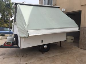 AZULD pop out tent trailer for Sale in Oceanside, CA