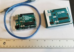 Arduino Uno Rev3 with USB cable for Sale in Alexandria, VA