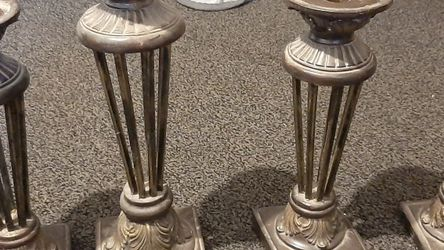 5 Candle Pillar Set for Sale in Prineville,  OR