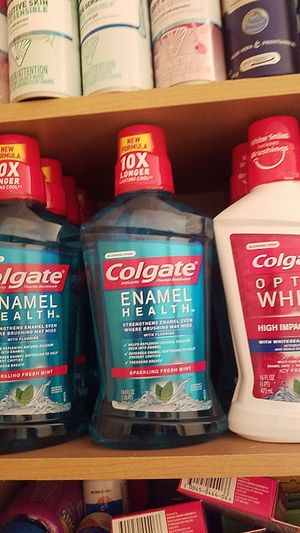 Colgate mouthwash for Sale in Lewisville, TX