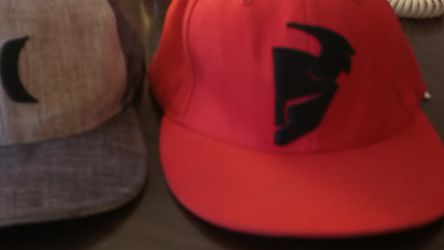 2 Hurley Fitted Hats. Both Size Small for Sale in Meridian,  ID