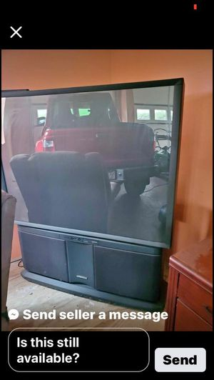 FREE Large Projection Television for Sale in Jonestown, PA