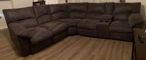 Sectional couch for Sale in Richardson, TX