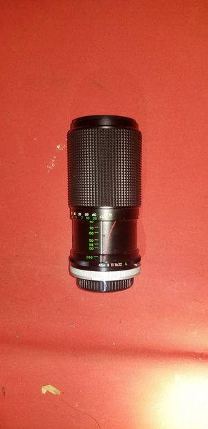 Zoom lens for Cannon for Sale in Payson, AZ