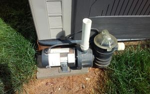 Pool pump for Sale in Montgomery Village, MD