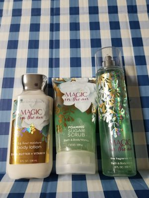 Bath and Body Works Magic in the Air set for Sale in Garden Grove, CA