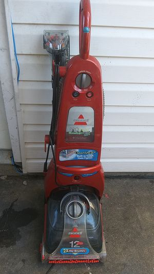 Bissell cleanshot 2x carpet cleaner for Sale in League City, TX